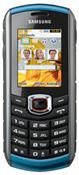 Samsung B2710, Barren Handy  in schwarz  mit 32 MB Speicher