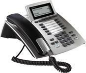 Agfeo ST 42 Systemtelefon silber