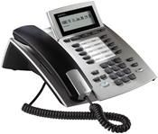Agfeo ST 22 Systemtelefon silber