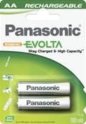 Panasonic Mignon AA Rechargeable Evolta
