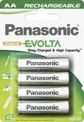 Panasonic Mignon AA Rechargeable Evolta     ,