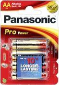 Panasonic Mignon AA Pro Power LR6