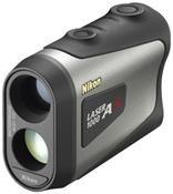 Nikon Laser 1000 AS Entfernungsmesser schwarz/silber
