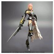 Action Figur Final Fantasy XIII-2 Lightning,