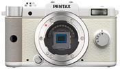 Pentax Q 47mm + 28-83mm Kit weiss