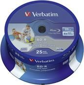 Verbatim BD-R SL LTH 25GB 6X