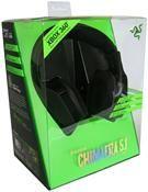 Razer Chimaera 5.1 Wireless Gaming Headset für Xbox 360 schwarz
