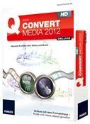 Franzis Quick Convert Media HD 2012 deluxe,
