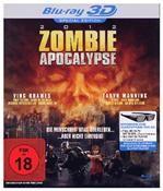 2012 Zombie Apokalypse REAL 3D Blu-ray DVD Video deutsche Version