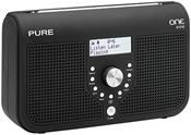 Pure One Elite II schwarz