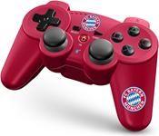bigben PS3 Controller FC Bayern München Bluetooth,