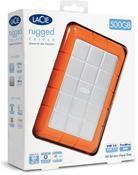 LaCie Rugged Triple USB3.0 500GB 7200rpm