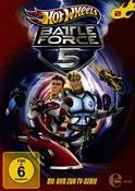 Hot Wheels - Battle Force 5 - 2.2