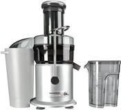Gastroback Design Juicer Pro Entsafter silber/schwarz
