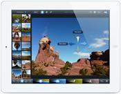 Apple iPad 3 Wi-Fi 16GB iOS weiß  , (Art.-Nr. 90453787) - Vorschaubild #1