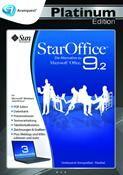 Sun Star Office 9.2 Platinum für Windows