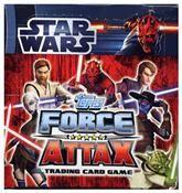 Star Wars - Force Attax Serie 3 Booster (100 Päckchen),