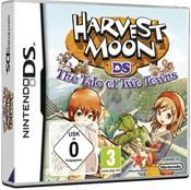 Harvest Moon: Tale of Two Towns (DS) DE-Version