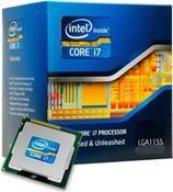 Intel Core i7-3770K Boxed 4-Kern (Quad Core) CPU mit 3.50 GHz, Boxed mit Lüfter