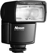 Nissin Speedlite Di466 Four thirds schwarz  Aufsteckblitzgerät  für Olympus Kameras