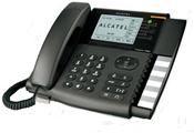 Alcatel-Lucent Temporis IP800 schwarz,
