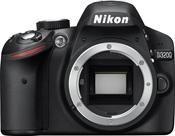 Nikon D3200 Body schwarz