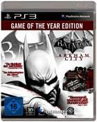 Batman: Arkham City GOTY     ,