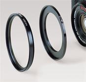 Kaiser Filteradapterring 67 auf 72 mm