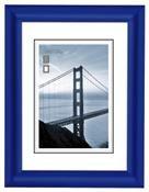 Hama Kunststoffrahmen Malaga 9x13cm blau