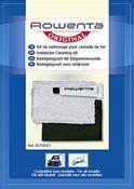 Rowenta ZD 100 Reinigungsset für Bügeleisen