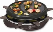 Tefal RE5160 Simply Invents 8 Raclette schwarz