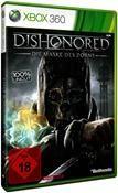Dishonored: Die Maske des Zorns 100% Uncut für Xbox 360