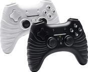 Thrustmaster T-Wireless Duo Pack 2 Gamepads (1x schwarz + 1x weiß) für PC/PS3