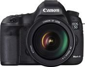 Canon EOS 5D Mark III EF 24-105mm IS USM Kit