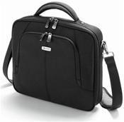 DICOTA MultiSlight Notebooktasche schwarz, für Notebooks bis 33,8cm (13,3