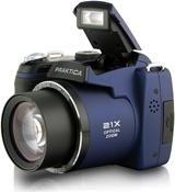 Praktica Luxmedia 16-Z21S blau