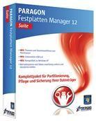 Paragon Festplatten Manager 12 Suite 1 PC,