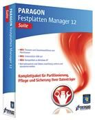 Paragon Festplatten Manager 12 Suite 3 PC,