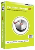 System GO! Partition Manager X2