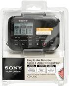 Sony ICD-LX30 2GB schwarz,