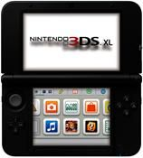 Nintendo 3DS XL silber-schwarz DE-Version