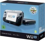 Nintendo Wii U Premium Pack 32 GB schwarz inkl. Nintendo Land