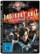 Resident Evil: Damnation  (DVD Video)