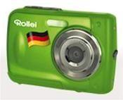 Rollei Sportsline 60 Fan-Edition grün