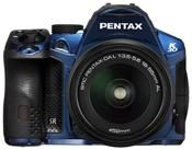 Pentax K30 18-55 DA L Kit blau (Article no. 90472301) - Thumbnail #8
