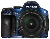 Pentax K30 18-55 DA L Kit blau (Article no. 90472301) - Thumbnail #1
