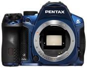 Pentax K30 18-55 DA L Kit blau (Article no. 90472301) - Thumbnail #3
