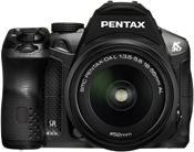 Pentax K30 18-55 DA L + 55-300 DA L Kit schwarz