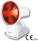 Beurer IL 30 Infrarotlampe weiß