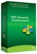 Nuance PDF Converter Professional 8     Win DE-Version